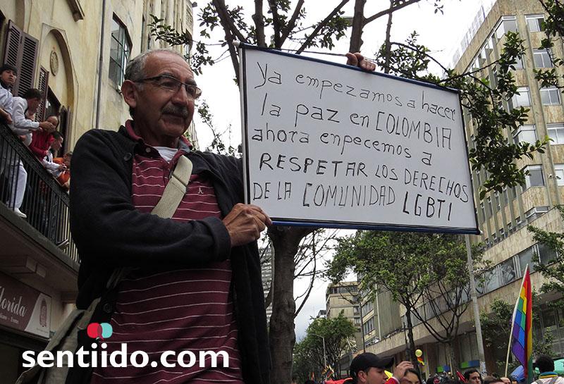 igualdad de derechos para las familias diversas en Colombia