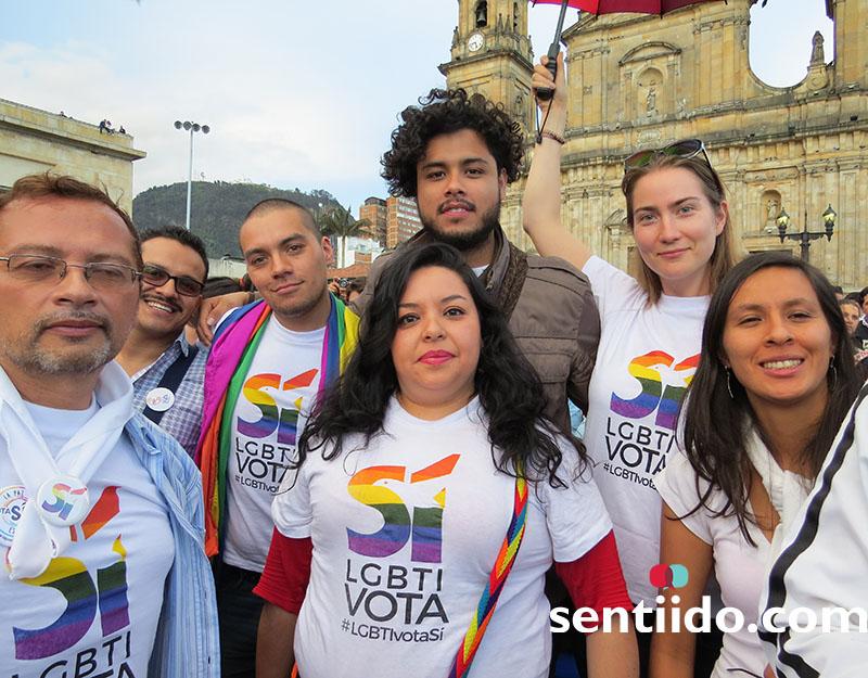 LGBT piden no ser excluidos de los acuerdos de paz