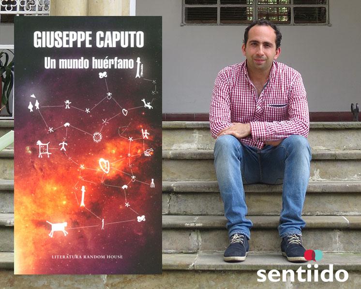 Un mundo huérfano, novela de Giuseppe Caputo