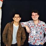 Los hermanos Lanz: dos caras nuevas del activismo LGBTI