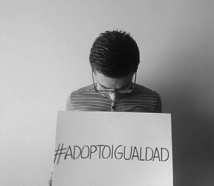 Seré un buen papá, pero no por ser homosexual