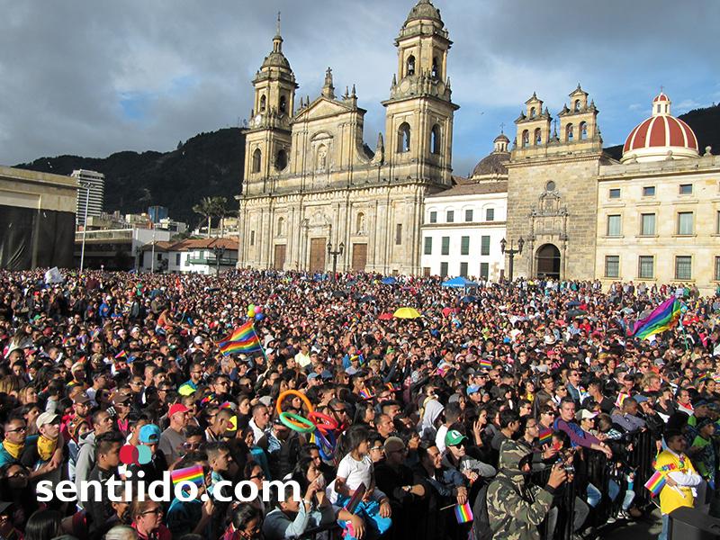 Marcha LGBT de Bogotá