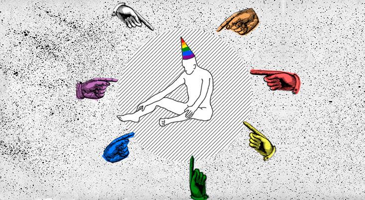 Ser gay no es ser incluyente: el mundo LGBT también discrimina | Sentiido