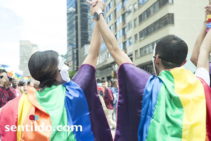 Marcha LGBT de Bogotá 2018: ni un paso atrás