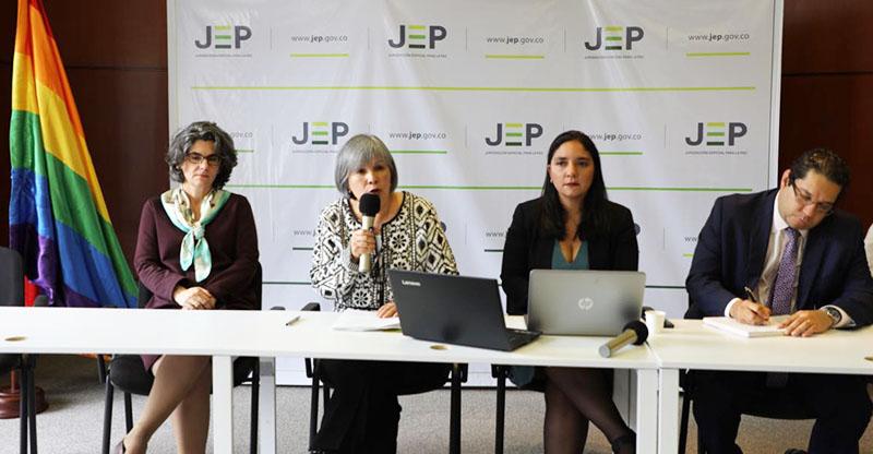 LGBTI en la JEP: cambió la forma pero no el fondo