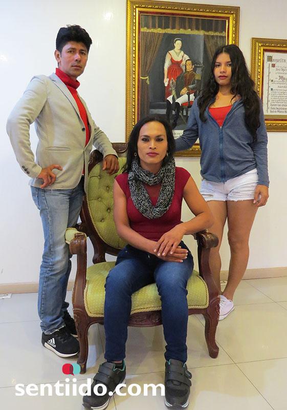 Reinado trans Chaparral Tolima