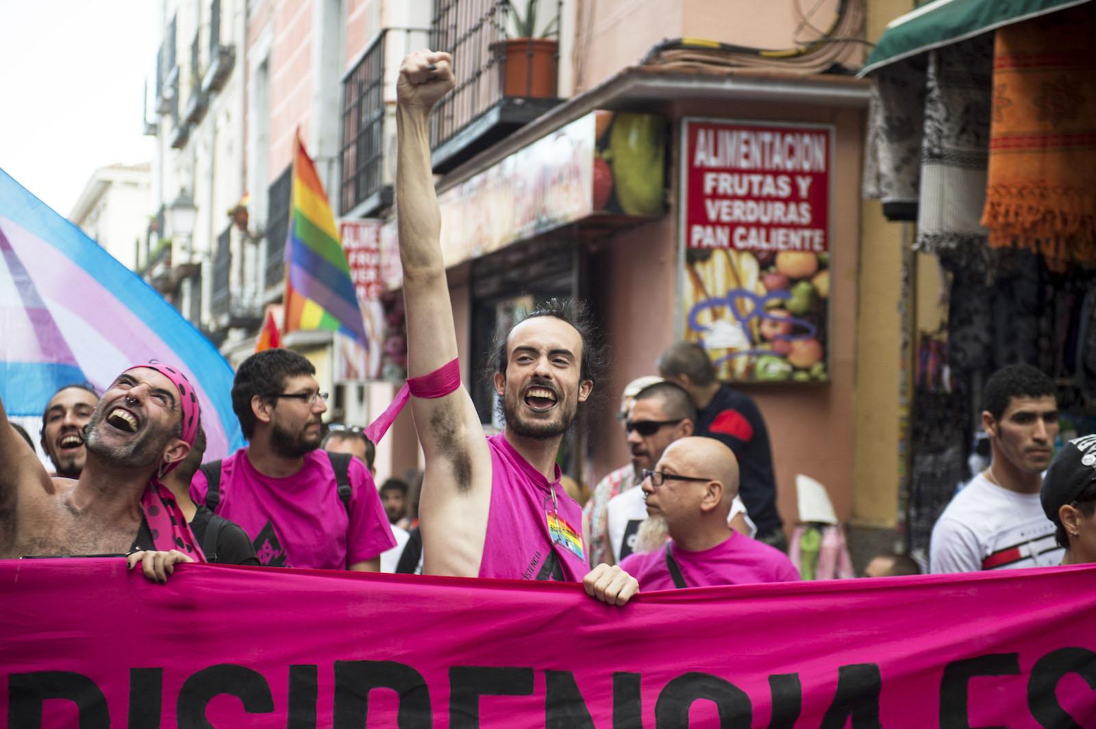 ¿Queremos un movimiento LGBTI que copie lo heterosexual o que sacuda a la sociedad?