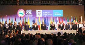 Asamblea General OEA Medellín