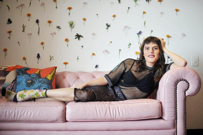 Matilda González Gil, abogada y activista trans, en La Prohibida de El Espectador.