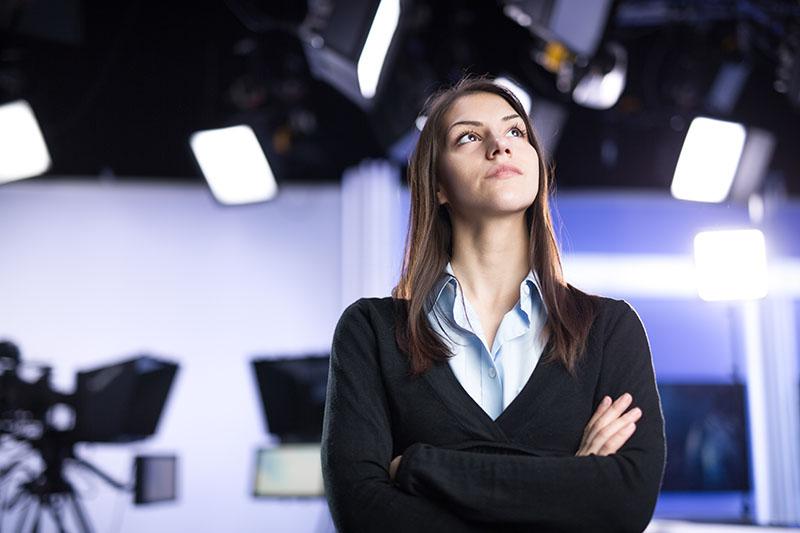 Mujeres y medios