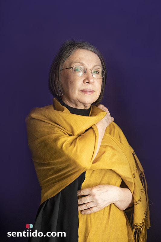Olga Amparo Sánchez: nací rebelde