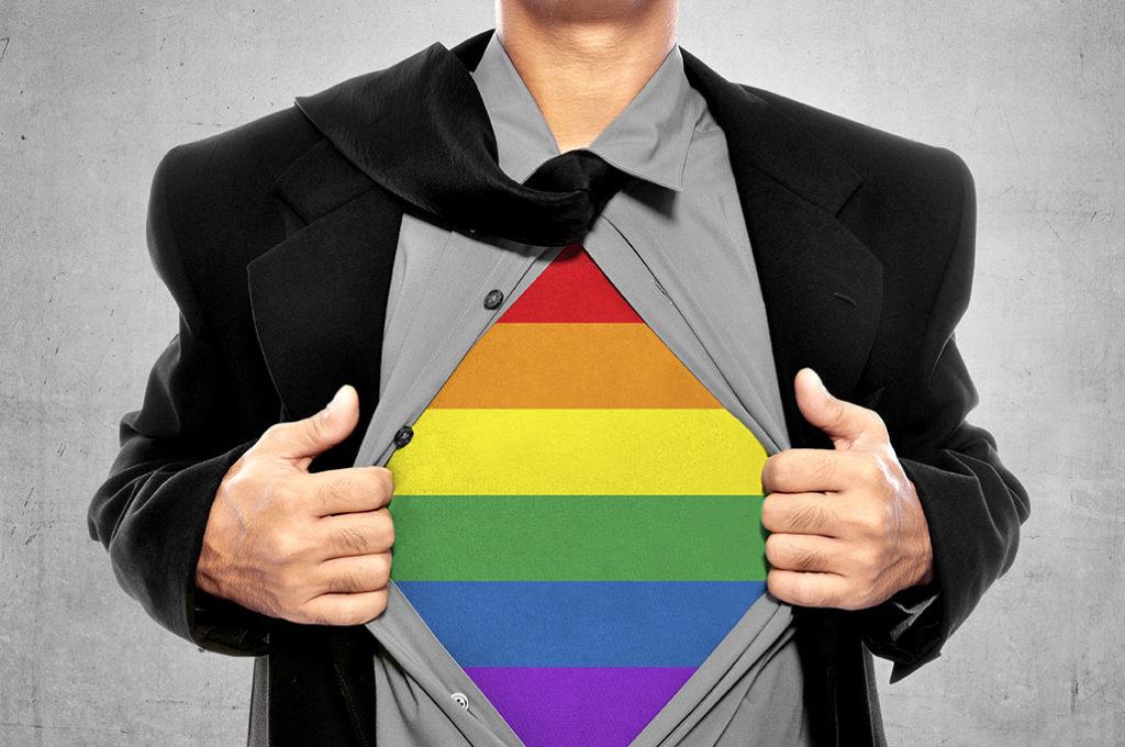 junio logos arcoíris