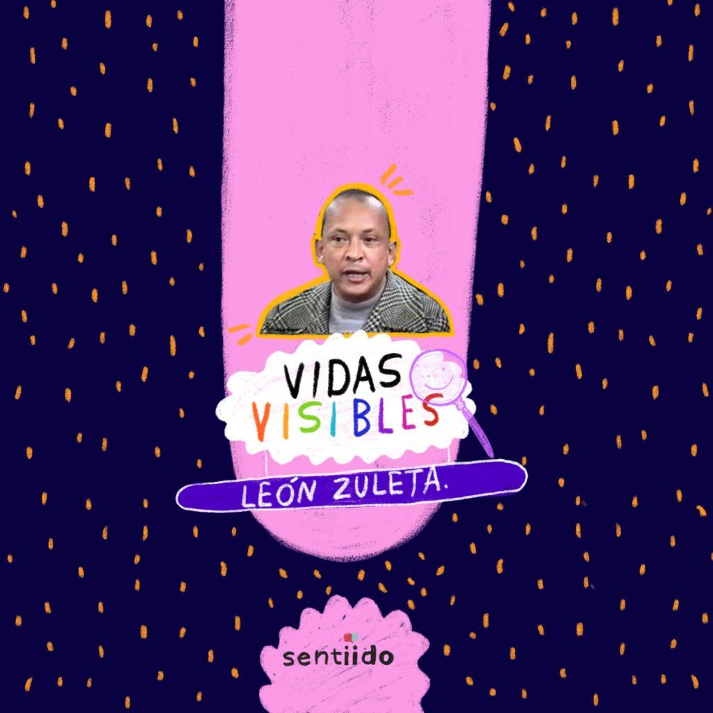 León Zuleta, uno de los pioneros del movimiento LGBT de Colombia
